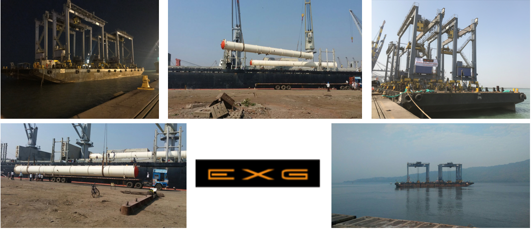 Express Global Logistics Moves RTGCs From Nhava Sheva To Mundra