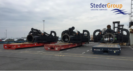 Steder Group moves drag heads to the Far East