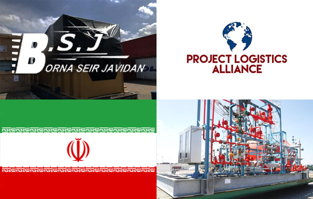 New Project Logistics Alliance member for Iran!