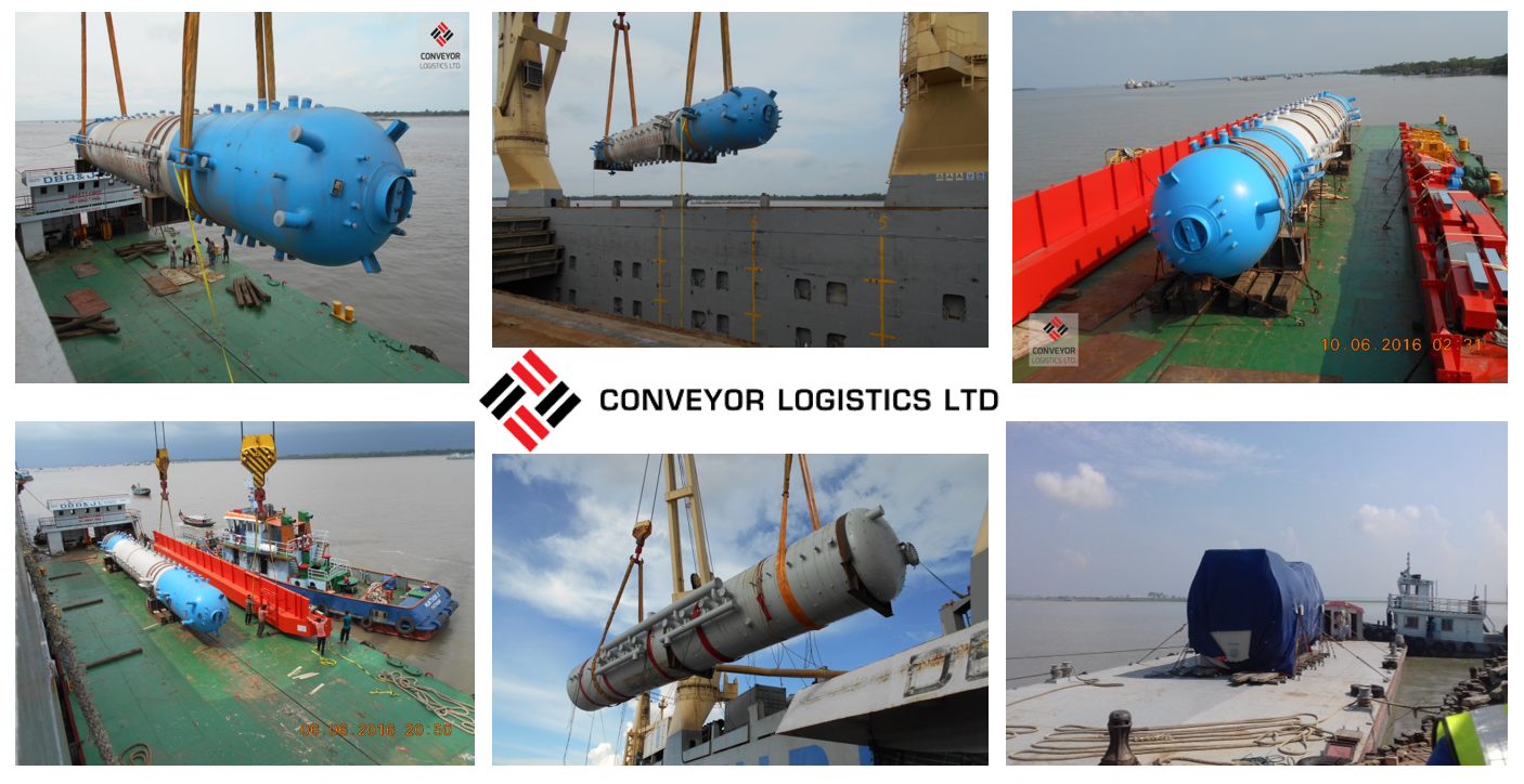 Conveyor Logistics successfully completed challenging Project in Bangladesh