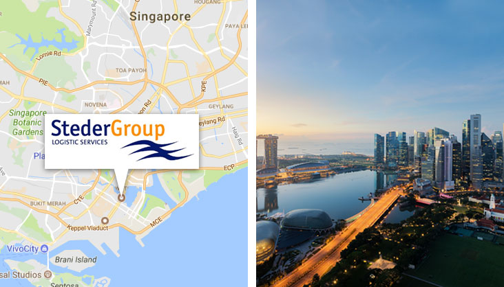 Steder Group opens office in Singapore