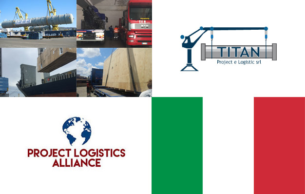 New Project Logistics Alliance member for Italy!