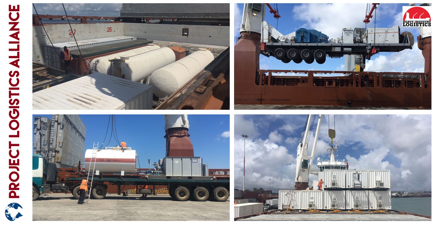 HiLOG Completes Export of Disassembled Rig to Mozambique