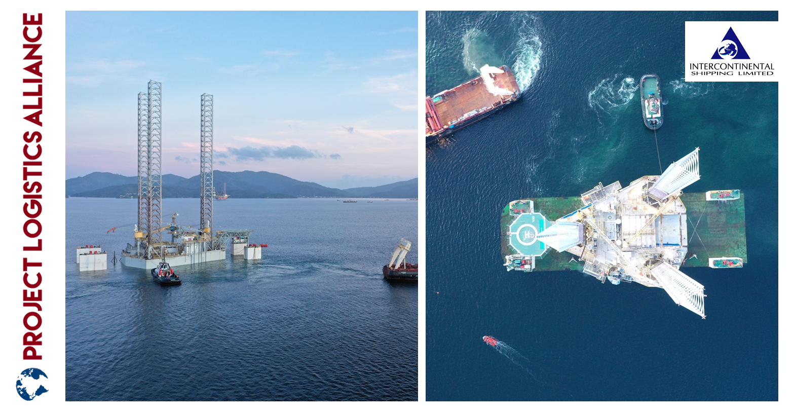 Intercontinental Shipping Completes Jack Up Rig Import to Trinidad