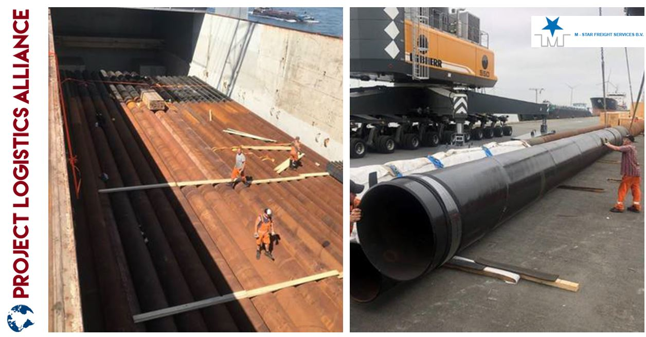 M-STAR Projects Delivers Equipment For KPF Terminal In Paramaribo Suriname