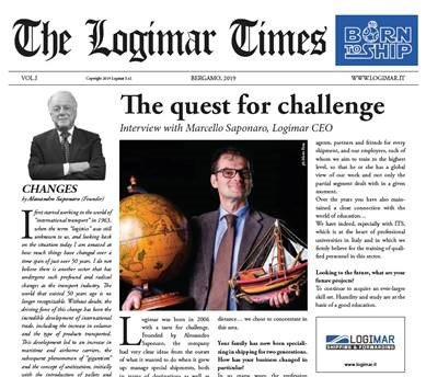 Logimar Breaks Conventions with