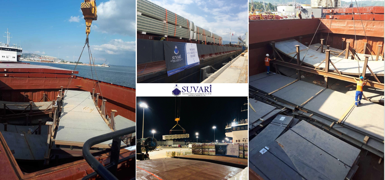 Suvari Shipping & Trading Shares Insights into Current Project