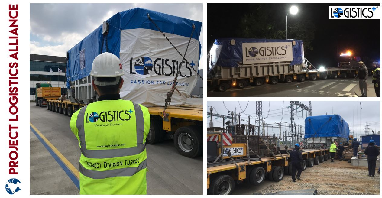 Logistics Plus Delivers MVA to Lithuania