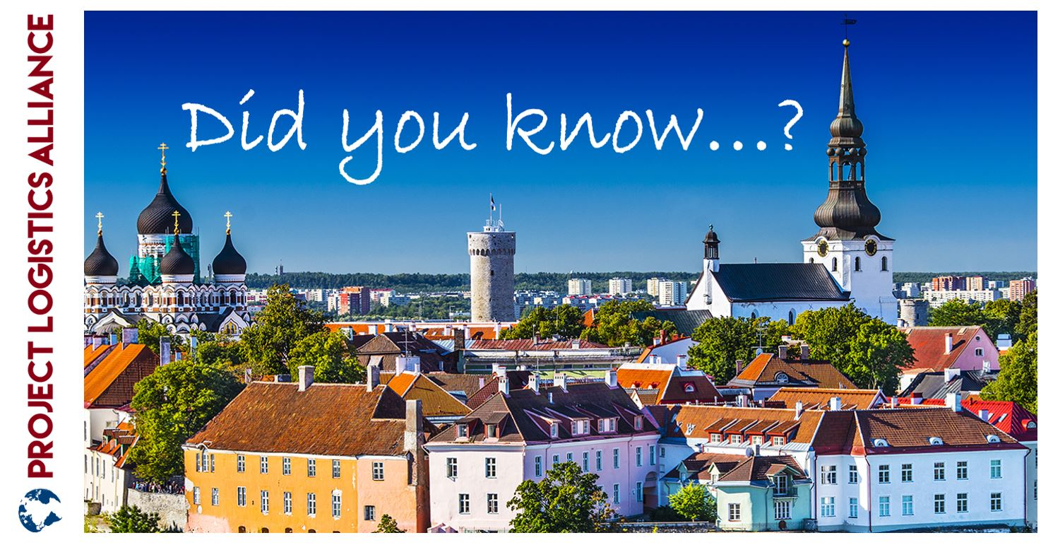 #6 Did You Know Estonia Was The First Country To Allow Online Voting?