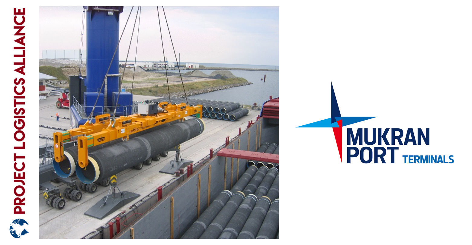 Mukran Port Terminals Become Partner Of The Project Logistics Alliance!