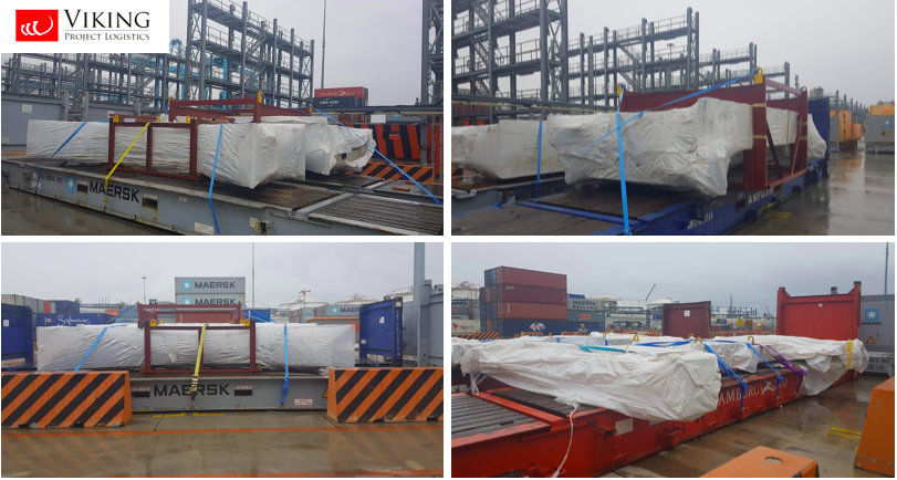 Viking Project Logistics Completes Project Shipment from Izmir to St Petersburg