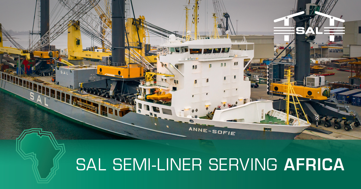 SAL Semi-Liner serving Africa