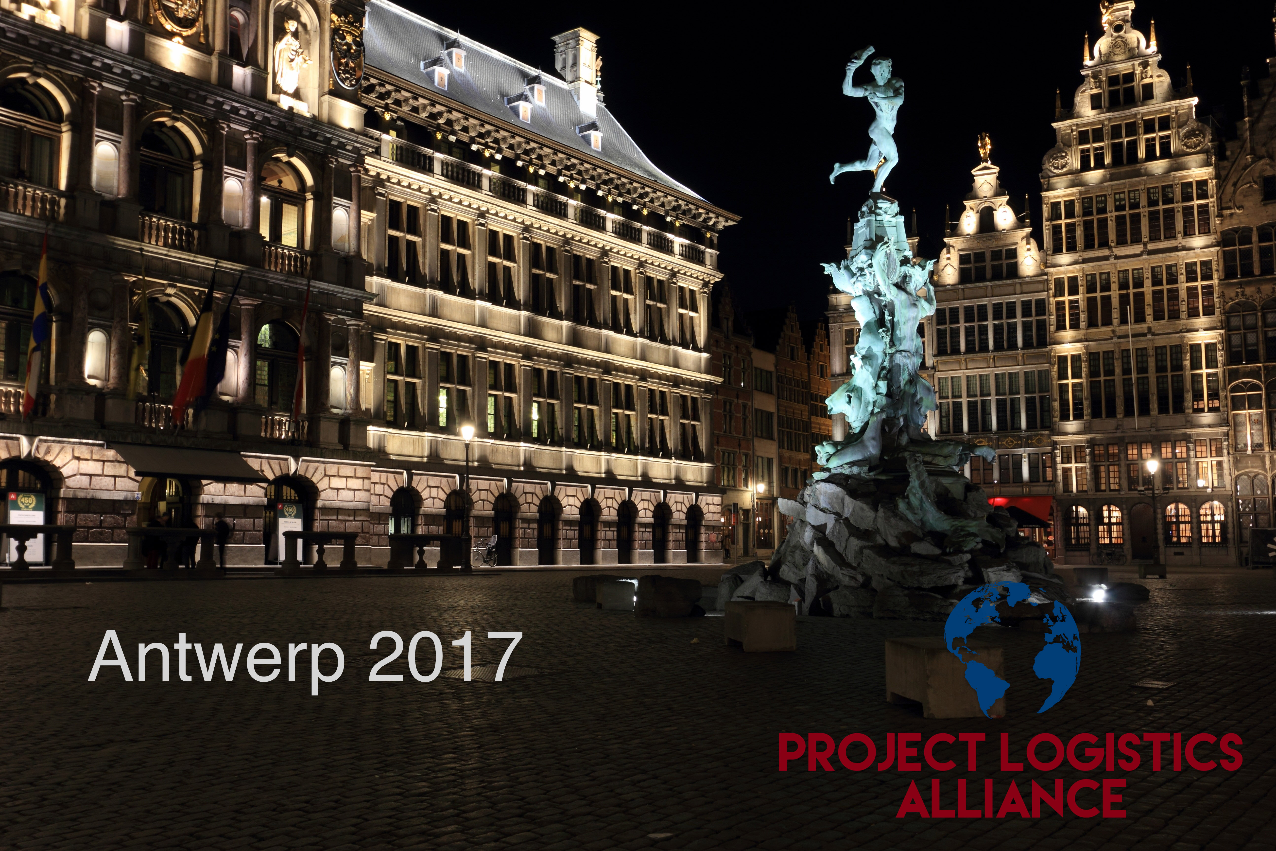 The first annual meeting Antwerp 27+28.04.2017